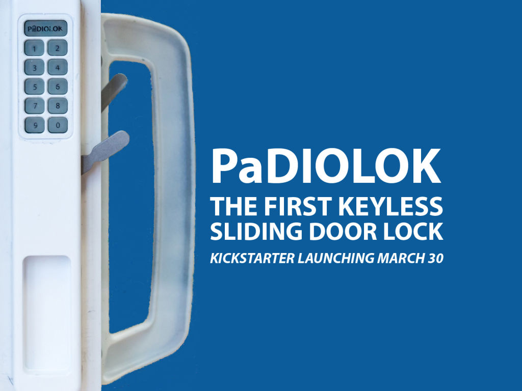 Press Release: Vancouver Entrepreneur Creates First Keyless 2-way Lock for Existing and New Sliding Patio Doors